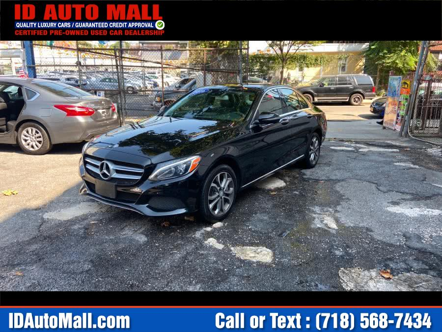 Used 2016 Mercedes-benz C-class in South Richmond Hill, New York | ID Auto Mall . South Richmond Hill, New York