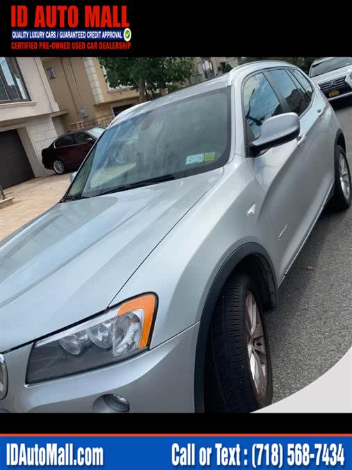 Used 2013 BMW X3 in South Richmond Hill, New York | ID Auto Mall . South Richmond Hill, New York