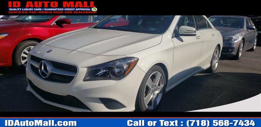 Used 2016 Mercedes-benz Cla in South Richmond Hill, New York | ID Auto Mall . South Richmond Hill, New York