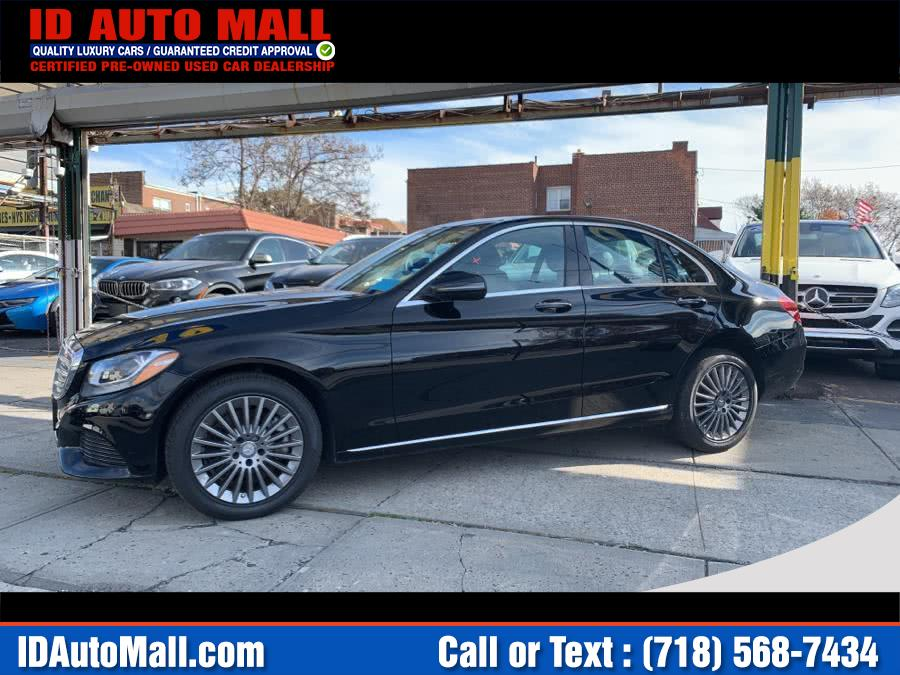 Used Mercedes-benz C-class  2016 | ID Auto Mall . South Richmond Hill, New York