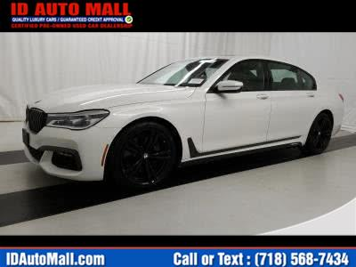 Used 2016 BMW 7 Series in South Richmond Hill, New York | ID Auto Mall . South Richmond Hill, New York