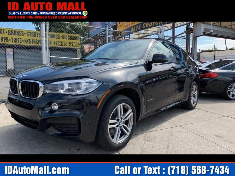 Used 2016 BMW X6 in South Richmond Hill, New York | ID Auto Mall . South Richmond Hill, New York