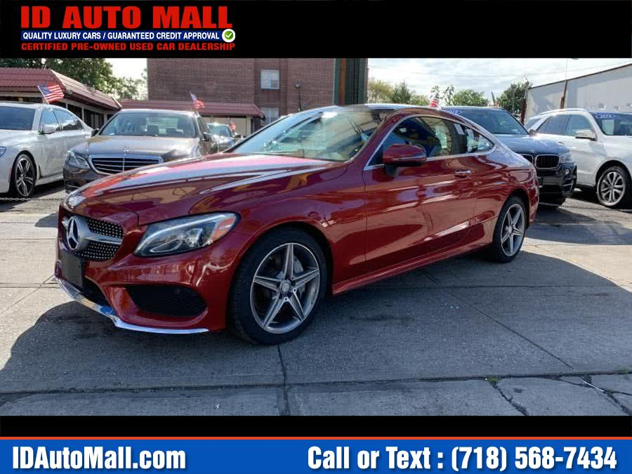 Used 2017 Mercedes-Benz C-Class in South Richmond Hill, New York | ID Auto Mall . South Richmond Hill, New York