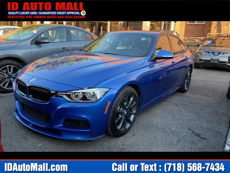 Used 2016 BMW 3 Series in South Richmond Hill, New York | ID Auto Mall . South Richmond Hill, New York