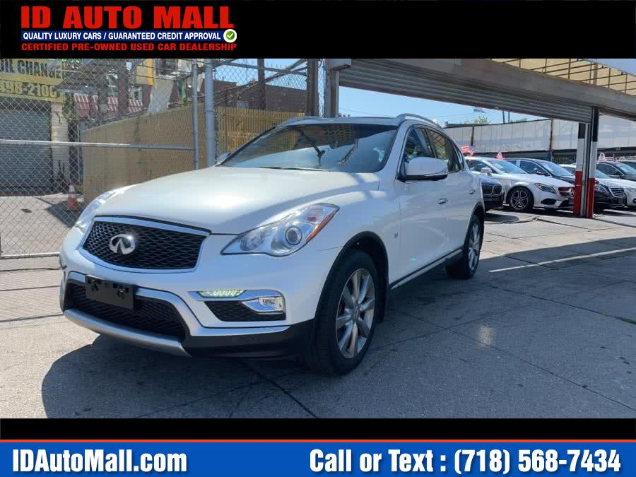 Used 2016 INFINITI QX50 in South Richmond Hill, New York | ID Auto Mall . South Richmond Hill, New York
