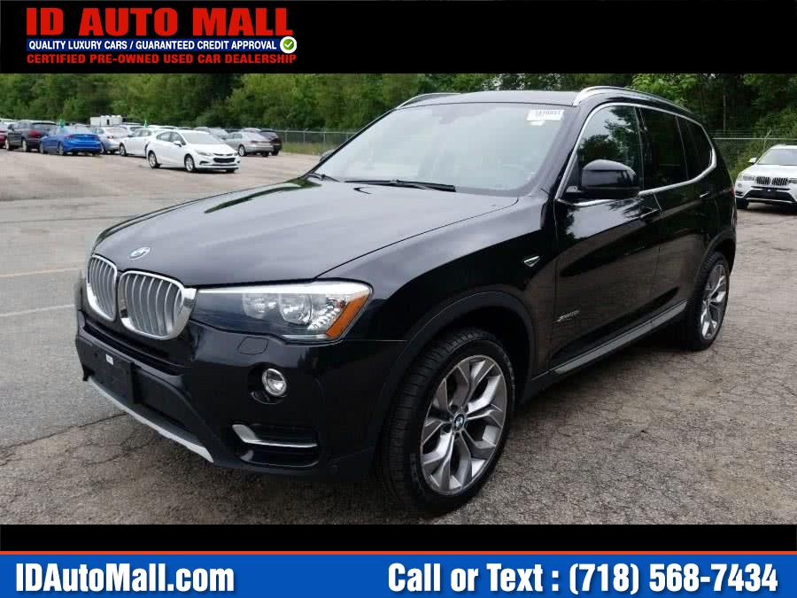 Used 2017 BMW X3 in South Richmond Hill, New York | ID Auto Mall . South Richmond Hill, New York