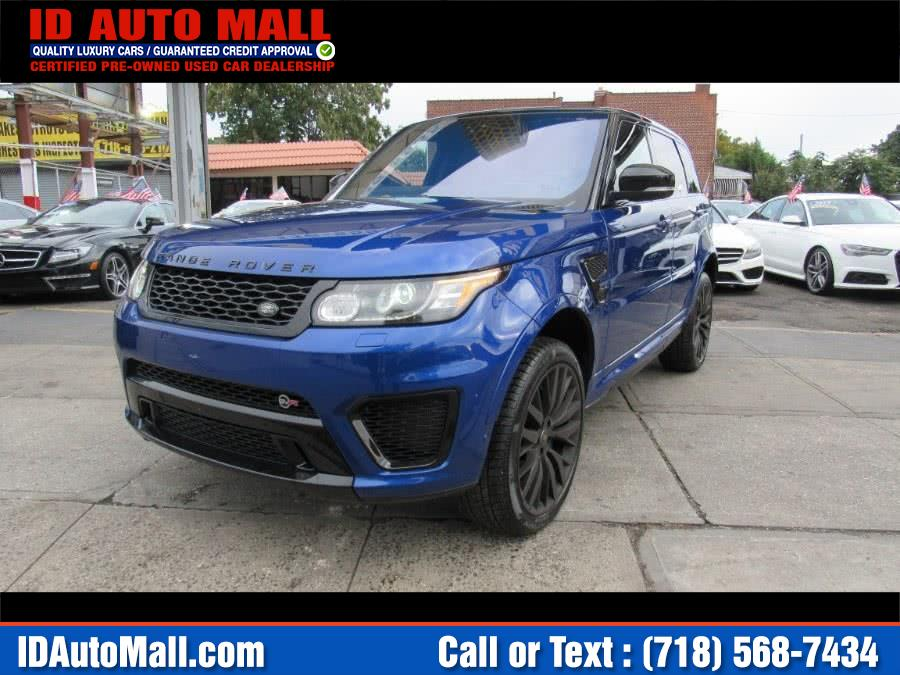 Used 2017 Land Rover Range Rover Sport in South Richmond Hill, New York | ID Auto Mall . South Richmond Hill, New York