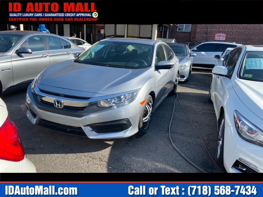 Used 2018 Honda Civic Sedan in South Richmond Hill, New York | ID Auto Mall . South Richmond Hill, New York