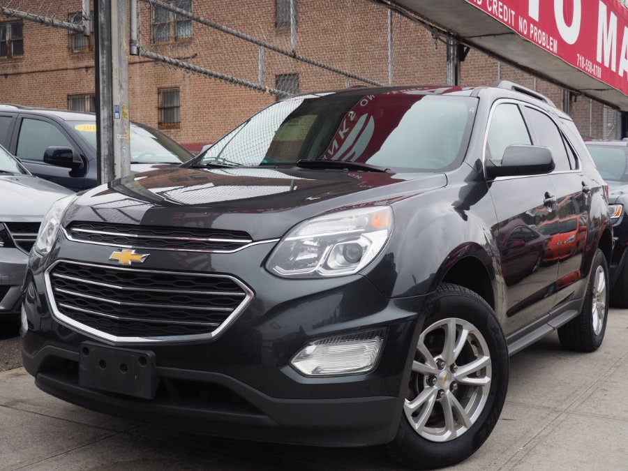 Used 2017 Chevrolet Equinox in Jamaica, New York | Hillside Auto Mall Inc.. Jamaica, New York