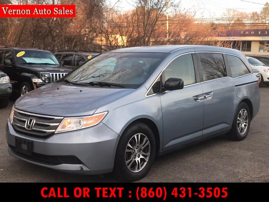 Used 2013 Honda Odyssey in Vernon, Connecticut | Vernon Auto Sale & Service. Vernon, Connecticut