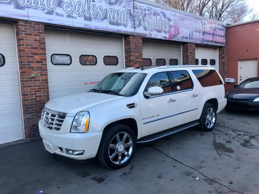 Used 2007 Cadillac Escalade ESV in New Haven, Connecticut | Primetime Auto Sales and Repair. New Haven, Connecticut