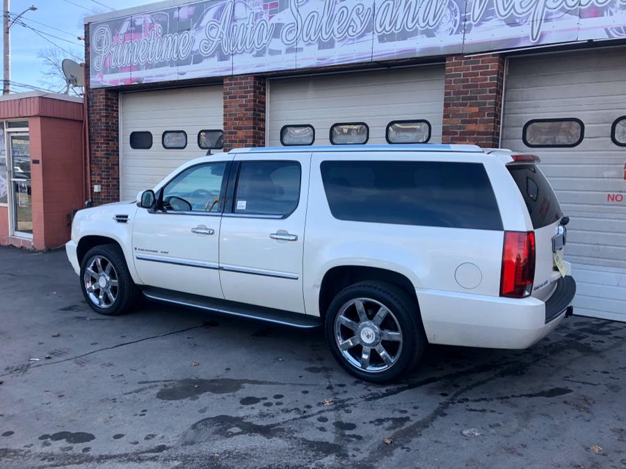 Used Cadillac Escalade ESV AWD 4dr 2007 | Primetime Auto Sales and Repair. New Haven, Connecticut