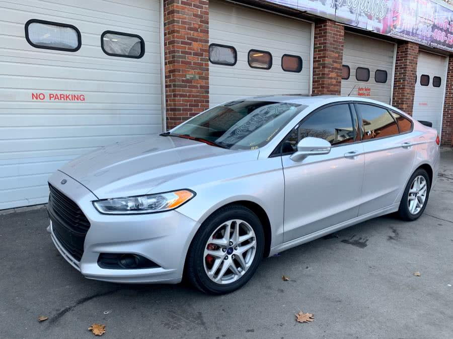 Used 2014 Ford Fusion in New Haven, Connecticut | Primetime Auto Sales and Repair. New Haven, Connecticut
