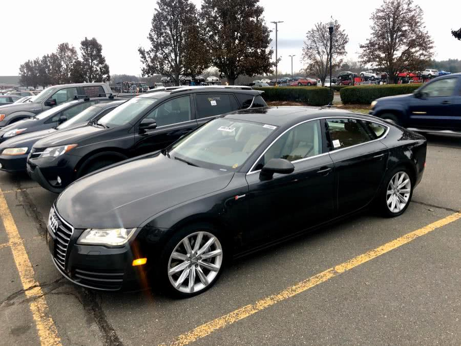 Used 2012 Audi A7 in New Haven, Connecticut | Primetime Auto Sales and Repair. New Haven, Connecticut