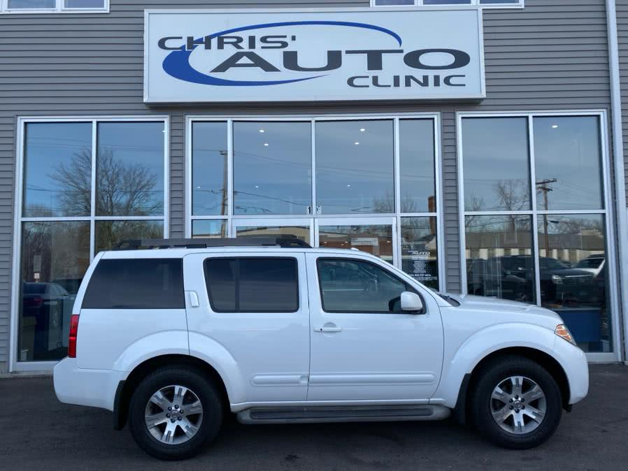 Used 2009 Nissan Pathfinder in Plainville, Connecticut | Chris's Auto Clinic. Plainville, Connecticut