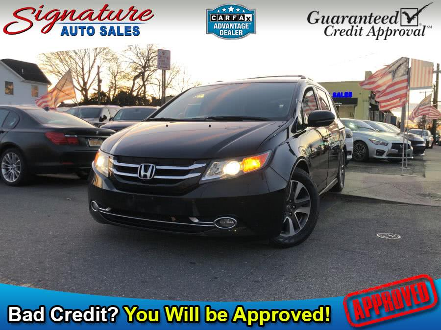 Used 2016 Honda Odyssey in Franklin Square, New York | Signature Auto Sales. Franklin Square, New York