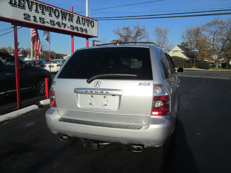 2006 Acura MDX 4dr SUV AT Touring w/Navi, available for sale in Levittown, Pennsylvania | Levittown Auto. Levittown, Pennsylvania