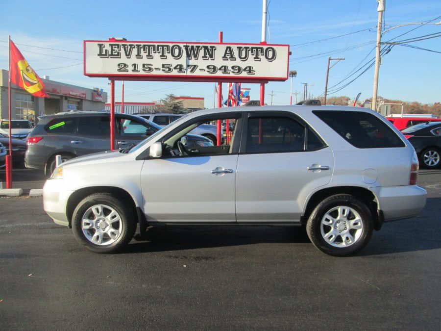 Used 2006 Acura MDX in Levittown, Pennsylvania | Levittown Auto. Levittown, Pennsylvania