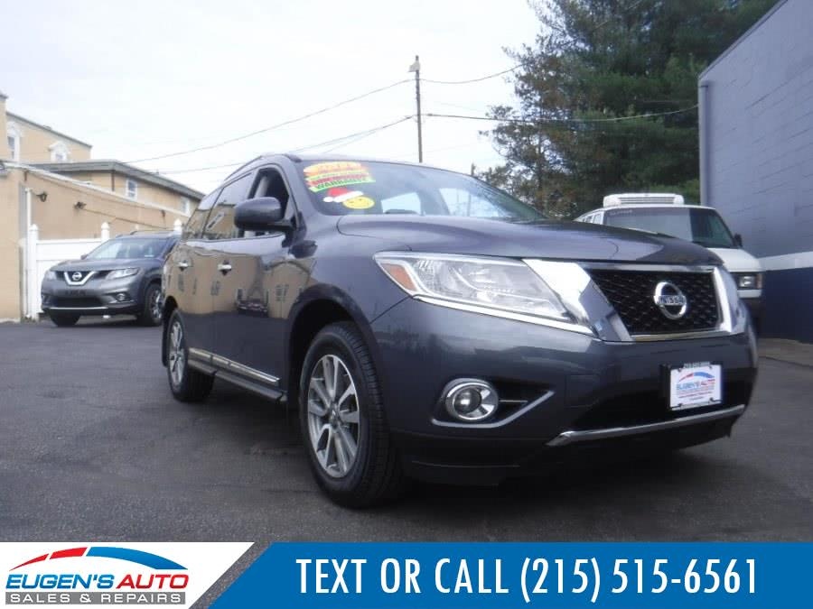 Used 2014 Nissan Pathfinder in Philadelphia, Pennsylvania | Eugen's Auto Sales & Repairs. Philadelphia, Pennsylvania