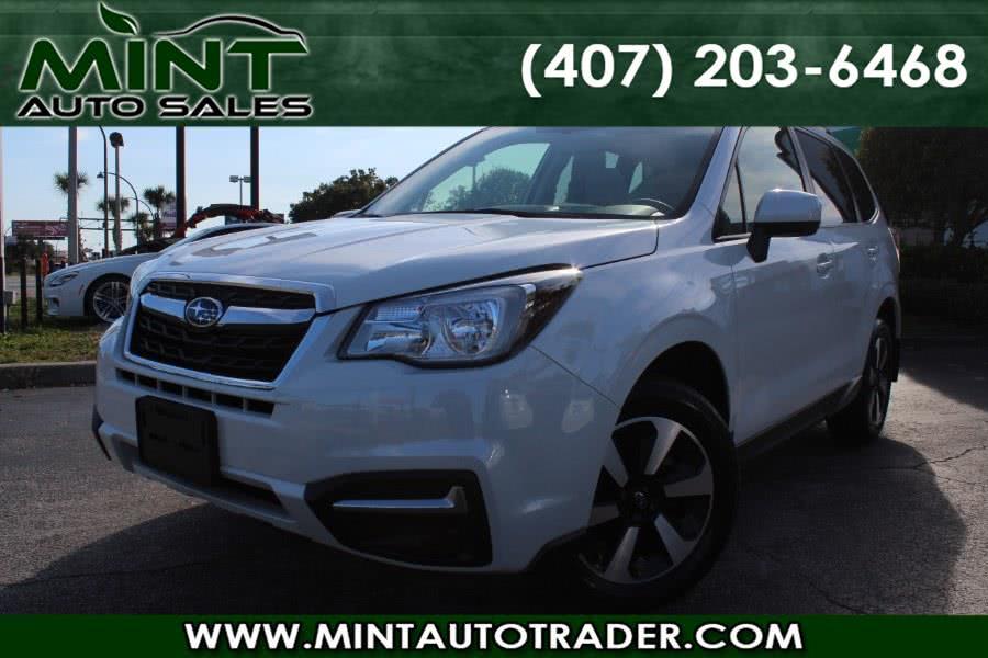 Used 2018 Subaru Forester in Orlando, Florida   Mint Auto Sales. Orlando, Florida