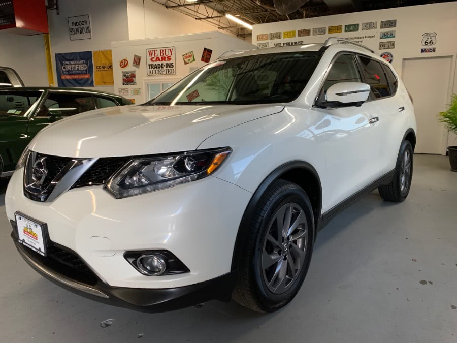 Used Nissan Rogue AWD 4dr SL 2016 | MP Motors Inc. West Babylon , New York