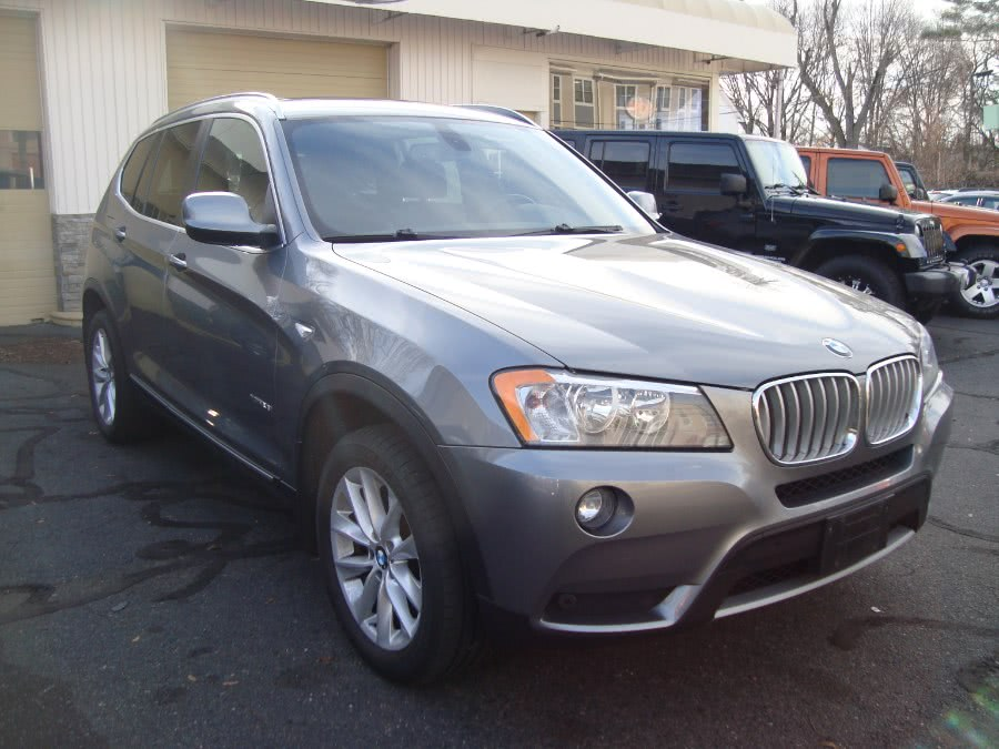 Used BMW X3 AWD 4dr 28i 2012 | Yara Motors. Manchester, Connecticut