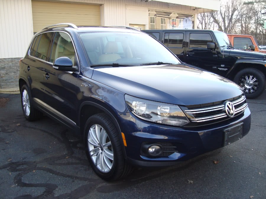 Used 2012 Volkswagen Tiguan in Manchester, Connecticut | Yara Motors. Manchester, Connecticut