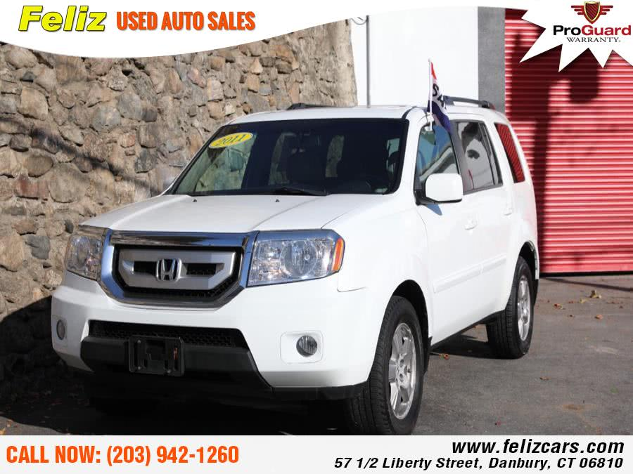 Used 2011 Honda Pilot in Danbury, Connecticut | Feliz Used Auto Sales. Danbury, Connecticut