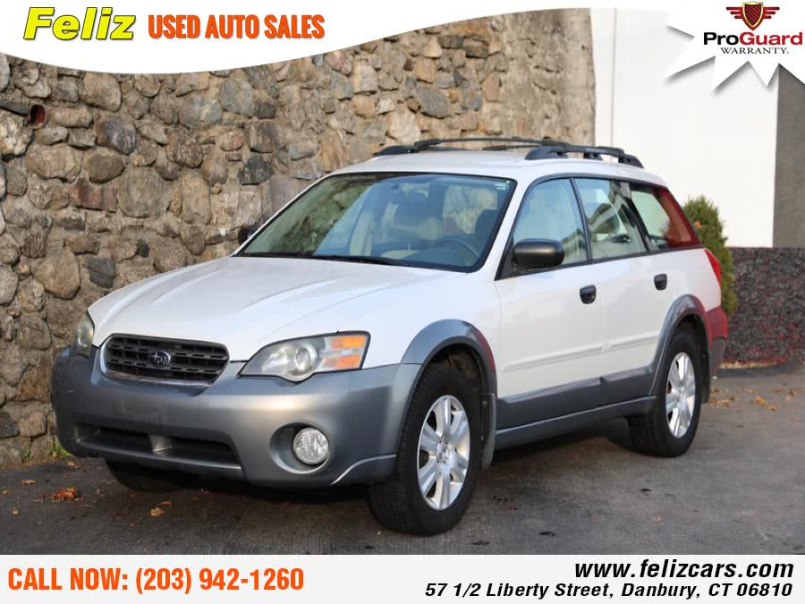 Used 2005 Subaru Legacy Wagon (Natl) in Danbury, Connecticut | Feliz Used Auto Sales. Danbury, Connecticut