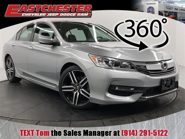 Used Honda Accord Sport 2017 | Eastchester Motor Cars. Bronx, New York
