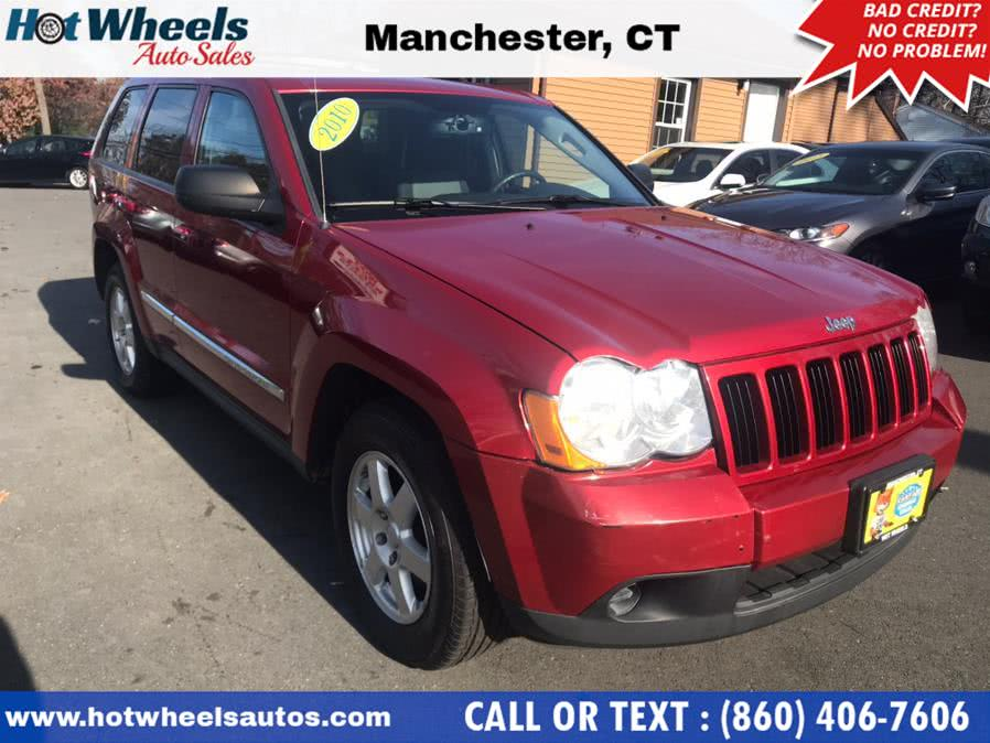 Used 2010 Jeep Grand Cherokee in Manchester, Connecticut | Hot Wheels Auto Sales LLC. Manchester, Connecticut