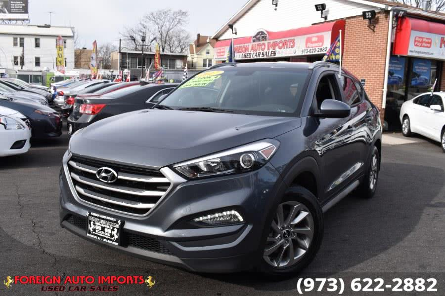Used 2017 Hyundai Tucson in Irvington, New Jersey | Foreign Auto Imports. Irvington, New Jersey