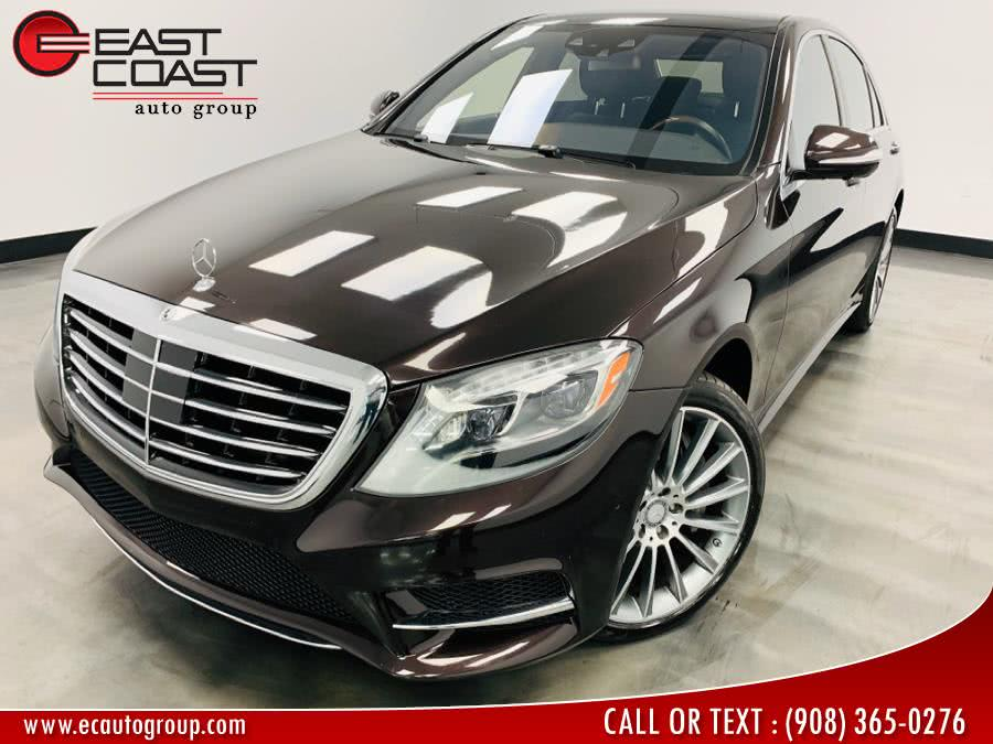 Used 2016 Mercedes-Benz S-Class in Linden, New Jersey | East Coast Auto Group. Linden, New Jersey