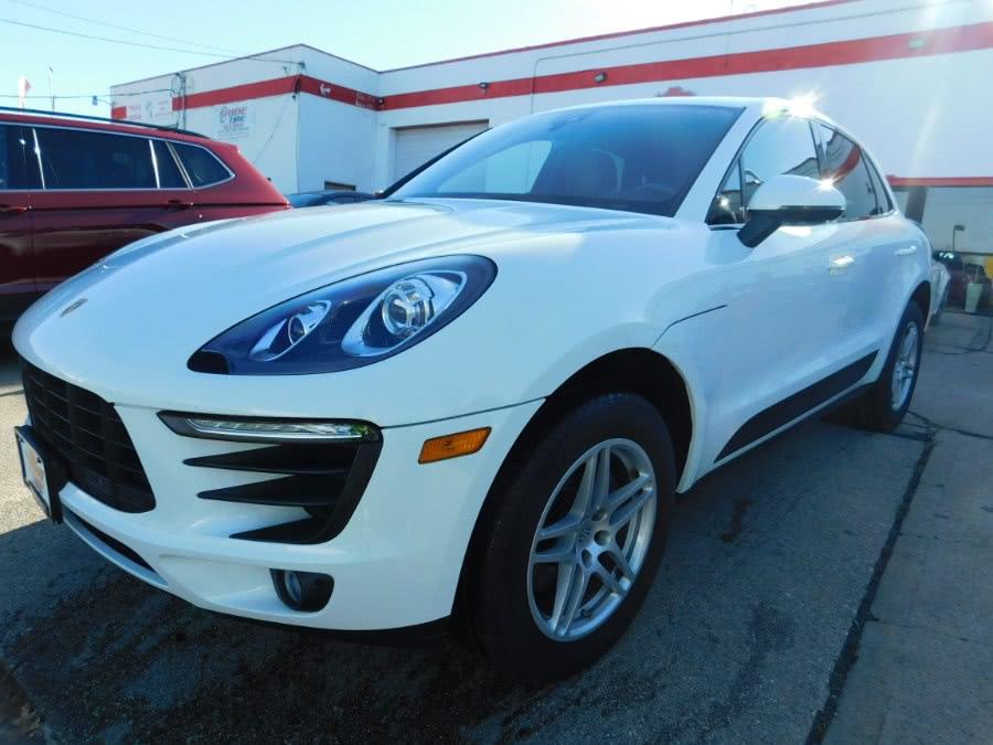 Used 2017 Porsche Macan in Elizabeth, New Jersey | Supreme Motor Sport. Elizabeth, New Jersey