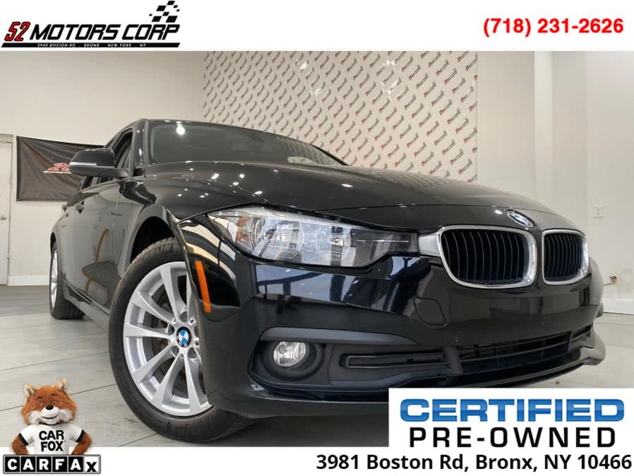 Used BMW 3 Series 4dr Sdn 320i xDrive AWD 2016 | 52Motors Corp. Bronx, New York