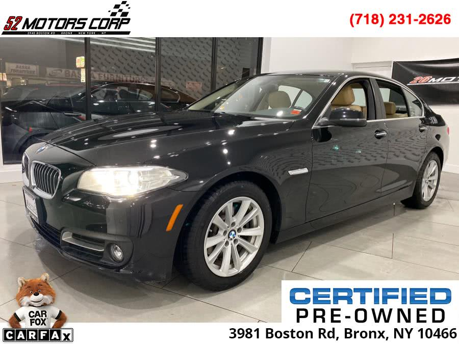 Used BMW 5 Series 4dr Sdn 528i xDrive AWD 2016 | 52Motors Corp. Woodside, New York