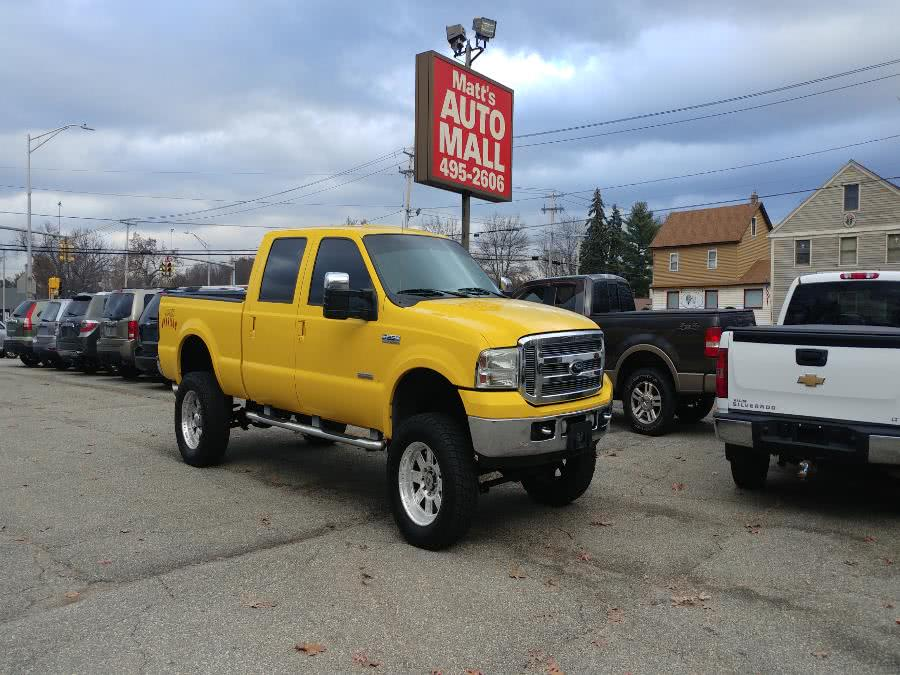 Used 2005 Ford Super Duty F-250 in Chicopee, Massachusetts | Matts Auto Mall LLC. Chicopee, Massachusetts