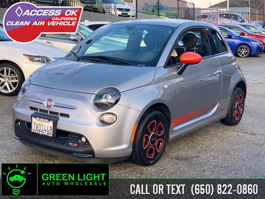 Used 2016 FIAT 500e in Daly City, California | Green Light Auto Wholesale. Daly City, California