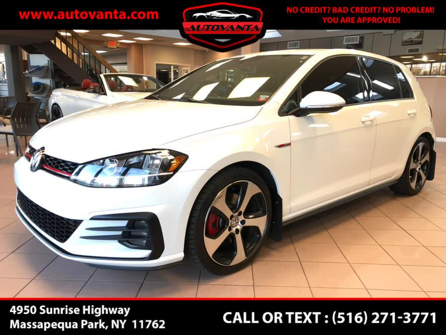 Used 2018 Volkswagen Golf GTI in Massapequa Park, New York | Autovanta. Massapequa Park, New York