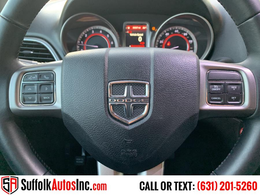 2018 Dodge Journey Crossroad FWD, available for sale in Medford , New York   Suffolk Autos Inc. Medford , New York