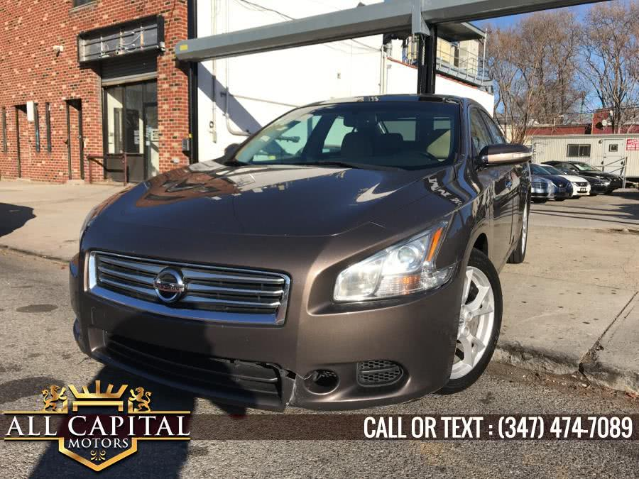 Used 2014 Nissan Maxima in Brooklyn, New York | All Capital Motors. Brooklyn, New York