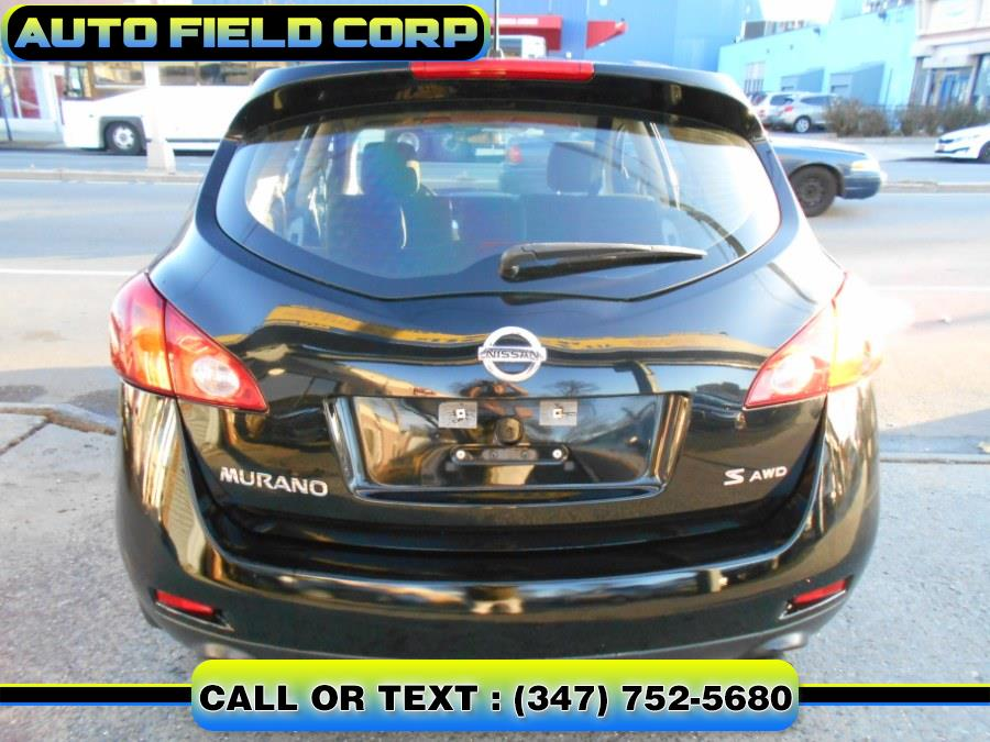 2009 Nissan Murano AWD 4dr S, available for sale in Jamaica, New York | Auto Field Corp. Jamaica, New York