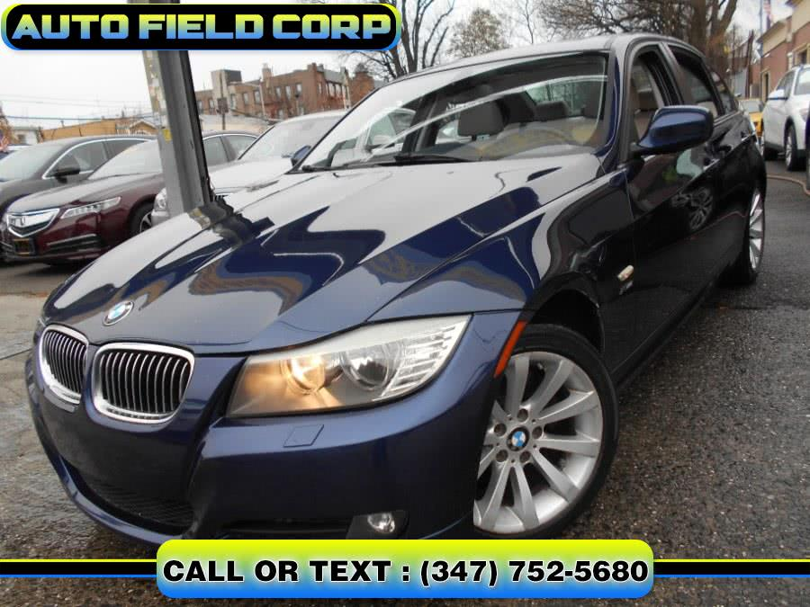 Used BMW 3 Series 4dr Sdn 328i xDrive AWD SULEV 2011 | Auto Field Corp. Jamaica, New York