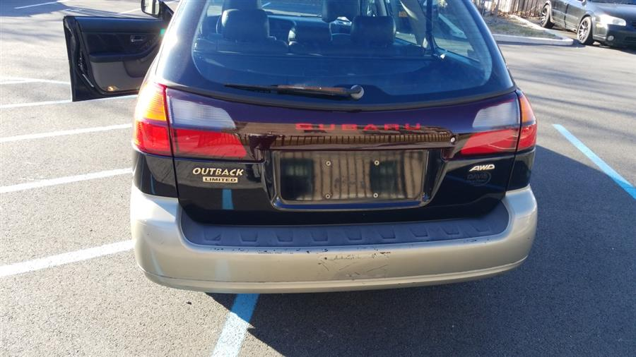 2002 Subaru Legacy Wagon 5dr Outback Ltd Auto, available for sale in Yonkers, New York | Westchester NY Motors Corp. Yonkers, New York