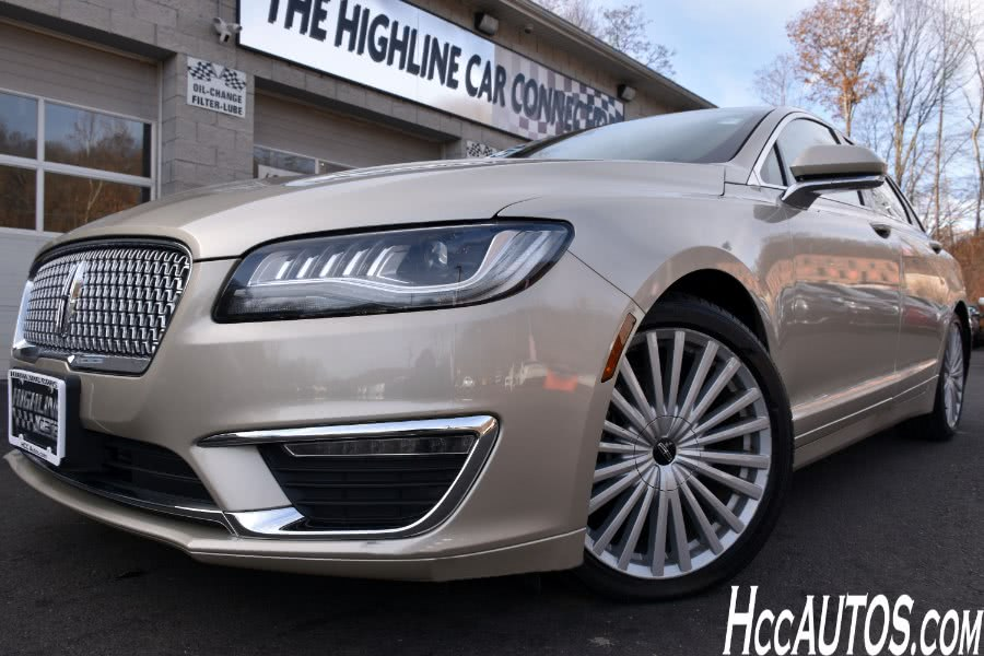 Used 2017 Lincoln MKZ in Waterbury, Connecticut | Highline Car Connection. Waterbury, Connecticut