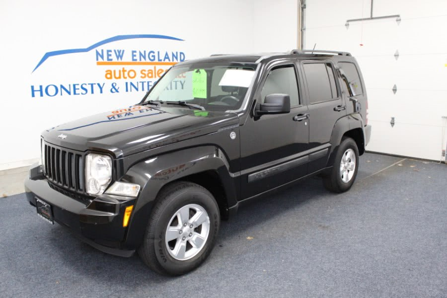 Used 2012 Jeep Liberty in Plainville, Connecticut | New England Auto Sales LLC. Plainville, Connecticut