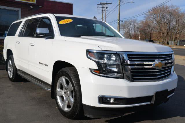 Used 2015 Chevrolet Suburban in New Haven, Connecticut | Boulevard Motors LLC. New Haven, Connecticut