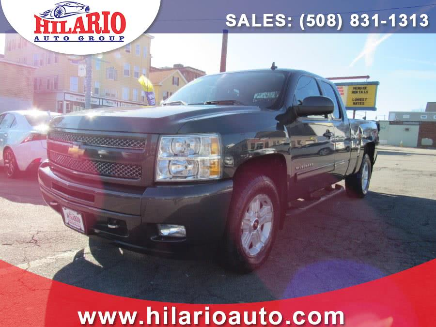 Used 2011 Chevrolet Silverado 1500 in Worcester, Massachusetts | Hilario's Auto Sales Inc.. Worcester, Massachusetts