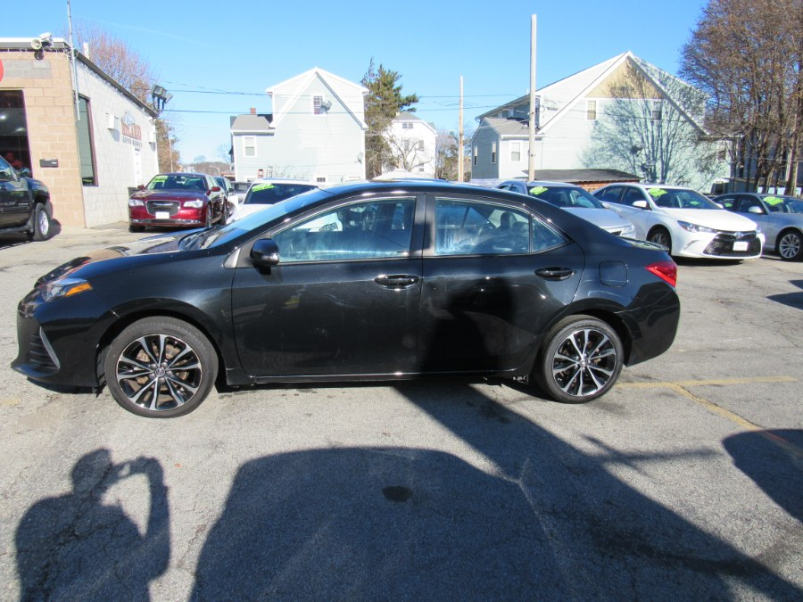 2017 Toyota Corolla SE CVT (Natl), available for sale in Worcester, Massachusetts   Hilario's Auto Sales Inc.. Worcester, Massachusetts