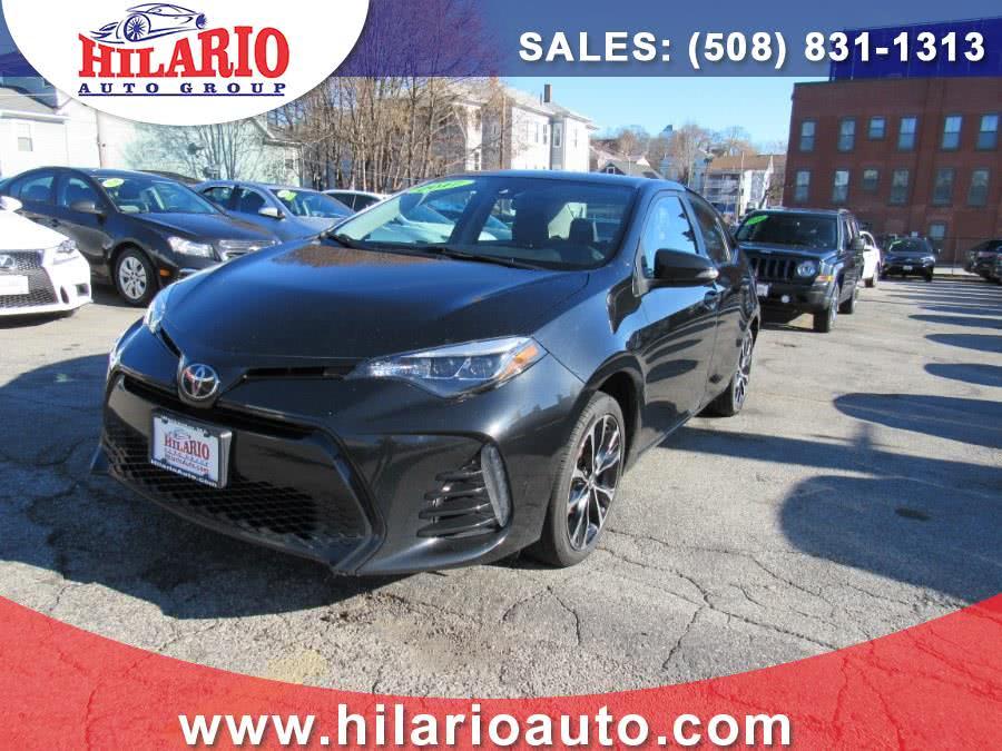 Used 2017 Toyota Corolla in Worcester, Massachusetts | Hilario's Auto Sales Inc.. Worcester, Massachusetts